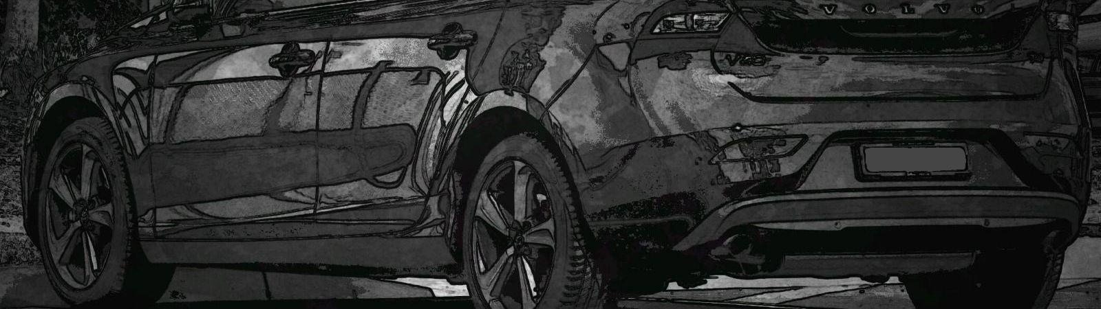 Volvo smash repairs