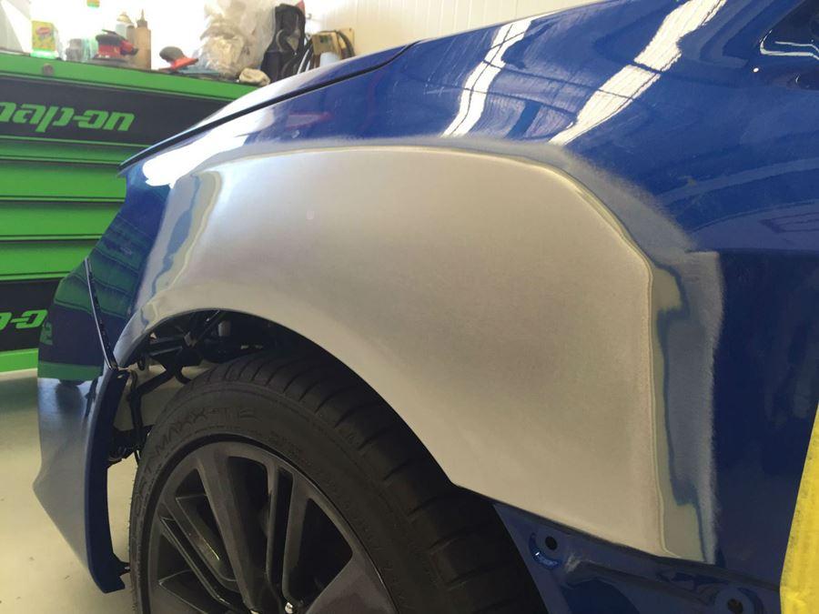 panel repairs at Basha Autohaus